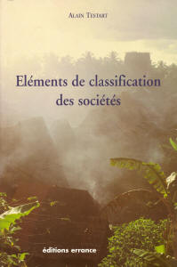 elements de classification des societes